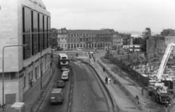 Top of Leith Walk ca 1991