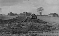 Sighthill Farm Workers Cottages 1947
