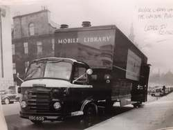 Mobile Library in the 1960s