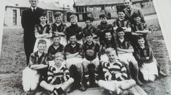 Wester Hailes Primary School Football Team 1956/7