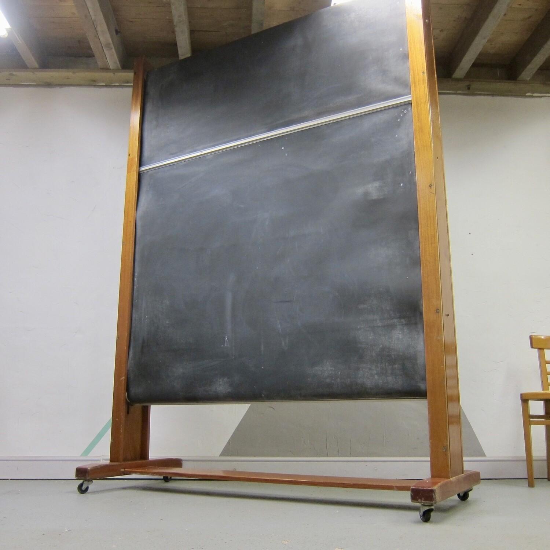 Moveable Blackboard 1955