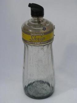 Class Ink Bottles 1955