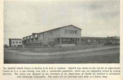 Dentistry Department Sighthill Health Centre 1950s