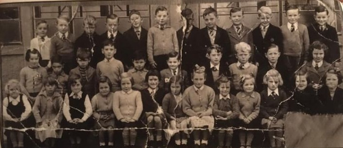 Wester Hailes Primary School - Class of 1955/56Teacher unknown