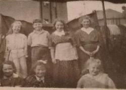 Backgreen Concert Sighthill Crescent 1949