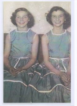 The Twin's from left to right Marjory & Wendy.