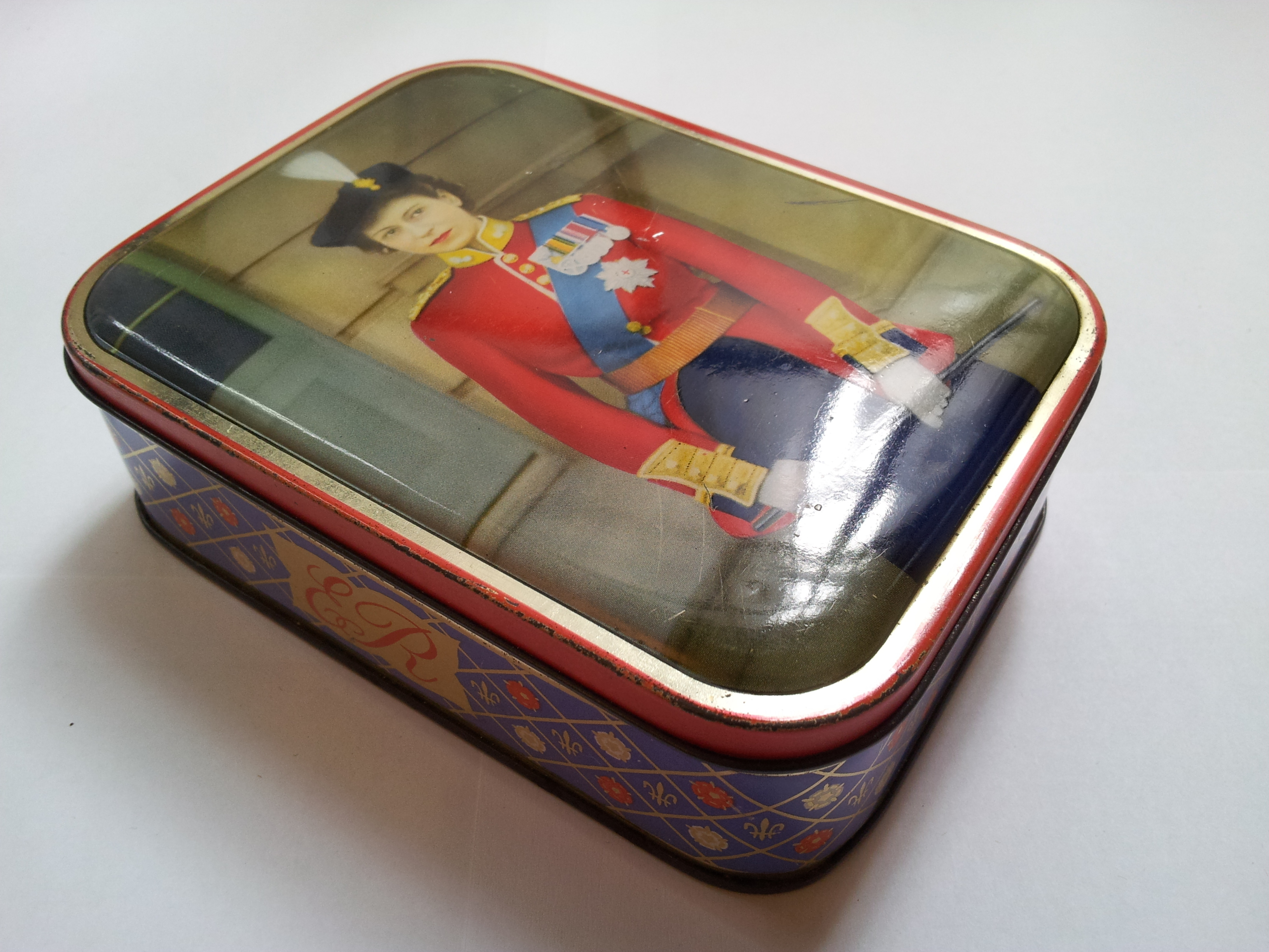 Coronation Toffee Tin