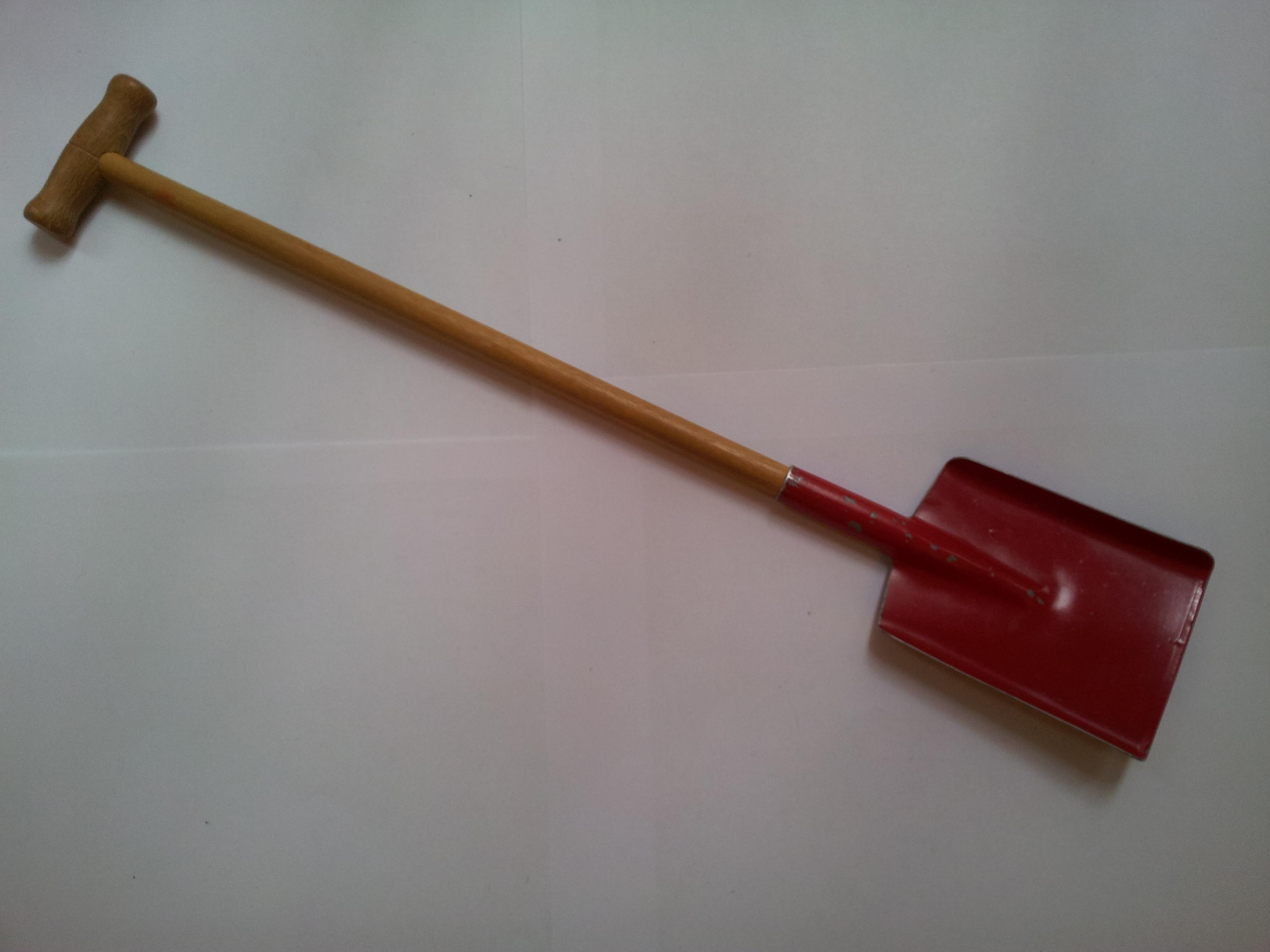 Seaside spade