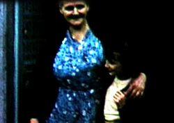 My mum did love that little girl, her first grandchild Eileen Hales.