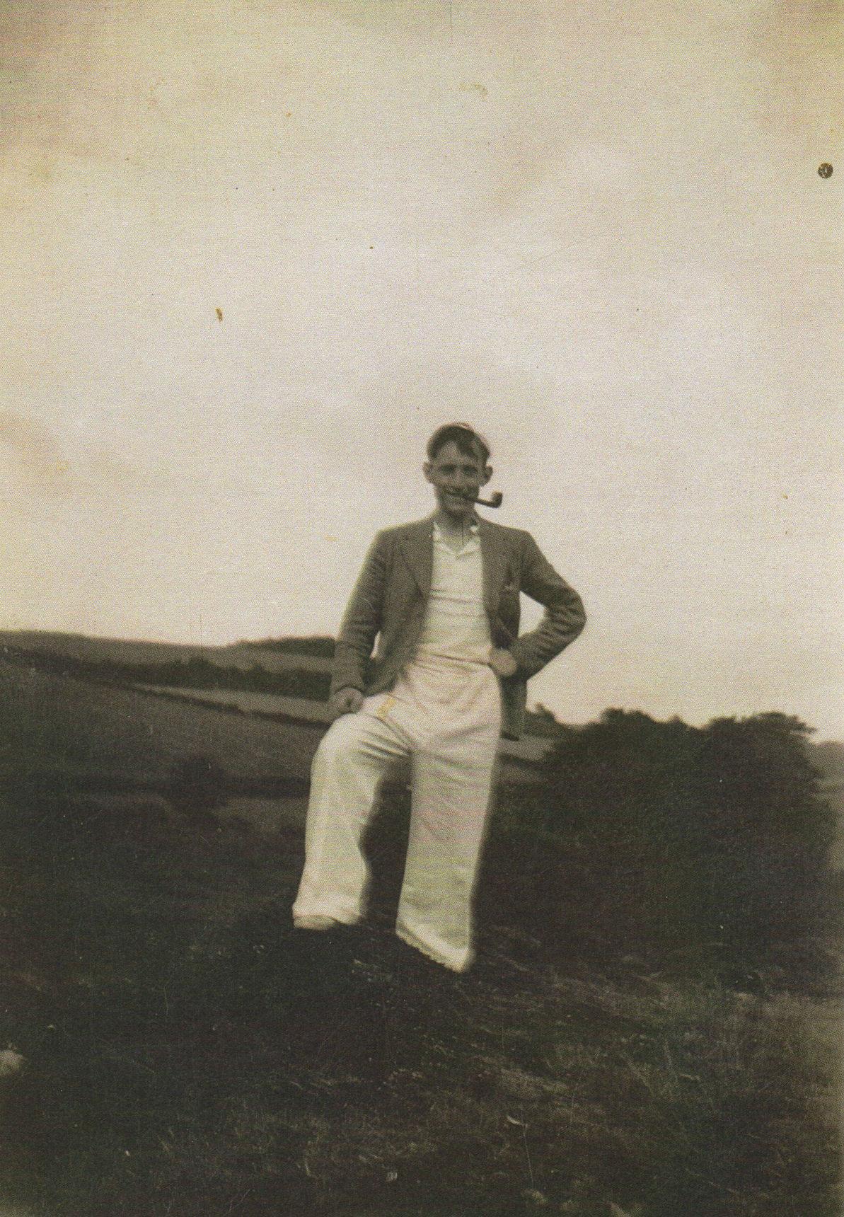 My Dad G.C. Featherstonehaugh