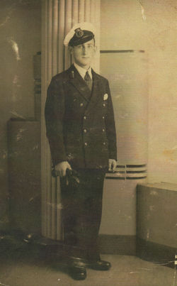 My Dad in Uniform aged 23 years.