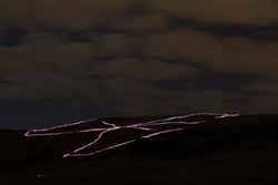 NVA Speed of Light performance on Arthur's Seat