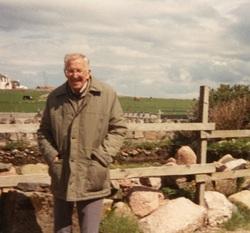 Stone mason, Iona