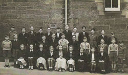 1956 - My Dean School Class Photo.