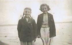 Me and my Sister Avril at Cramond