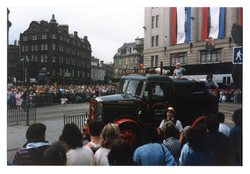 Steven & Sons lorry  Jazz Festival Parade1987