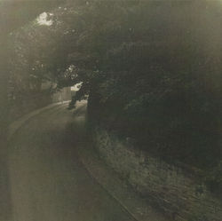 I took this picture looking up Dean Path from my Dean Path Bedroom Window.