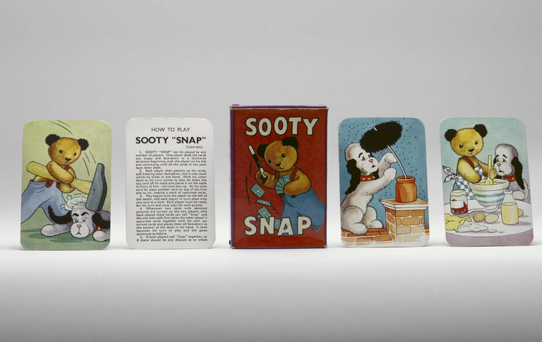 Sooty Snap Card Game