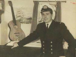 62 My Fiance Robert Haldane was in the Merchant Navy.