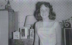 Another picture of me in my home on my 15th Birthday. You can see