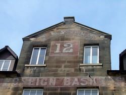 Edinburgh Ghost Signs - Nicolson Square