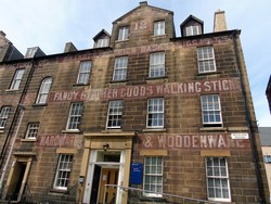 Edinburgh Ghost Signs - Nicholson Square