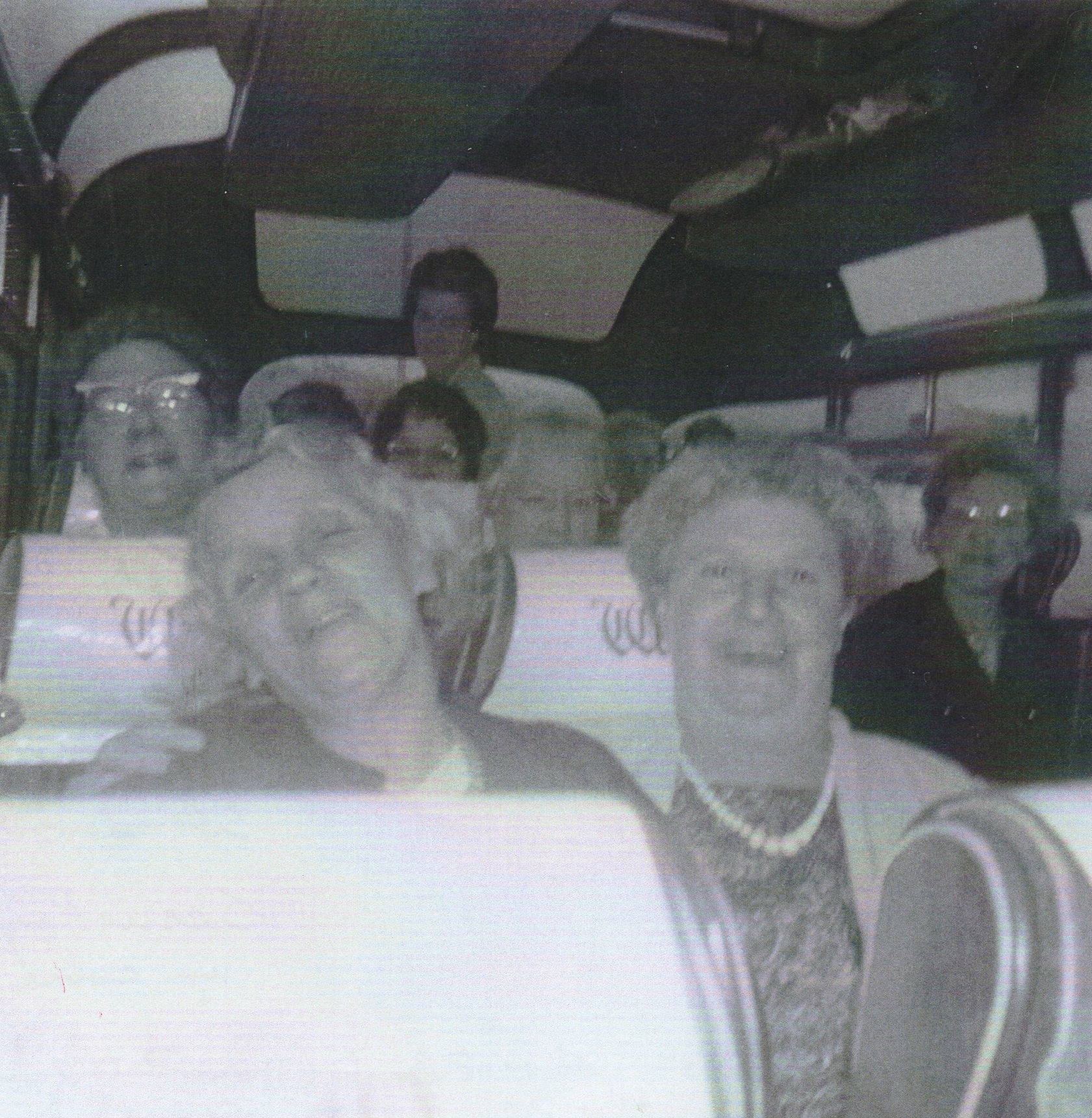 Dean Villagers enjoying a day out on a Bus Trip.