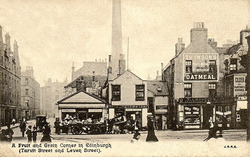 James Thomson & Son Ltd pre 1905 before the King's Theatre was built