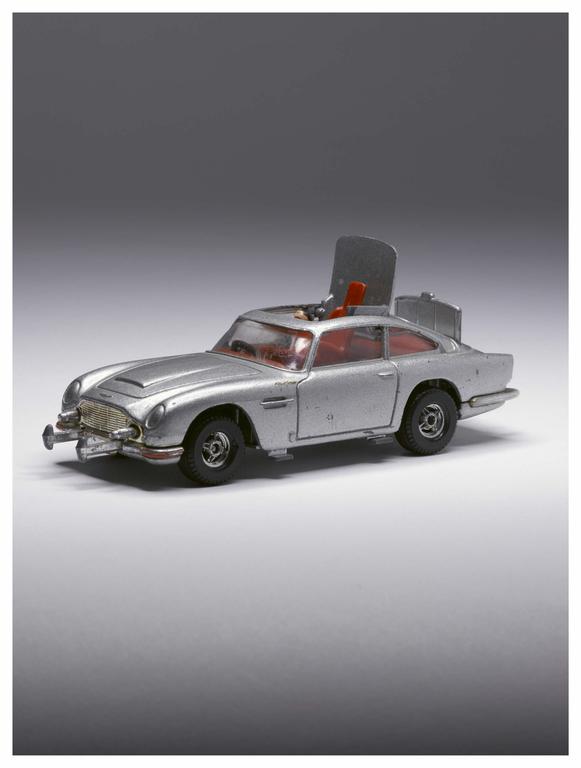 'James Bond's Aston Martin DB5'
