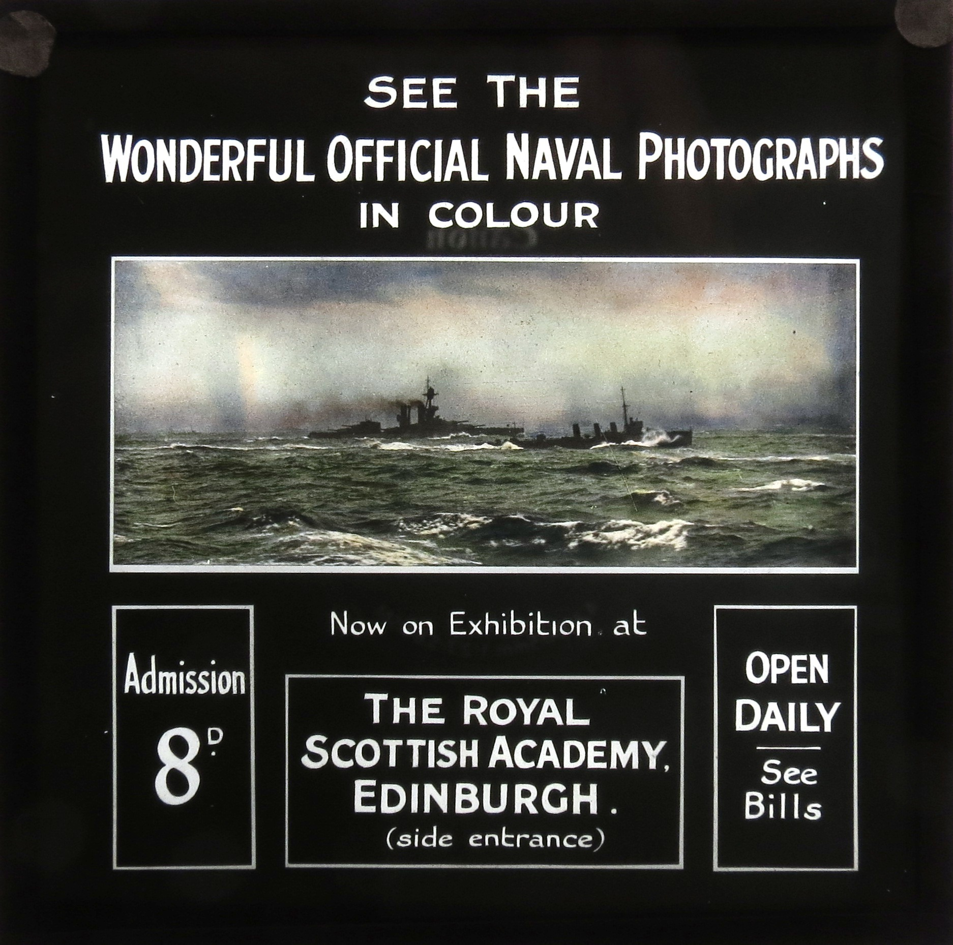 Official  Royal Naval Photographic Exhibiton 1917