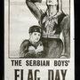 Serbian Boys Flag Day 1917