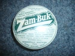 Zam Buk ointment