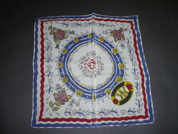 Coronation handkerchief
