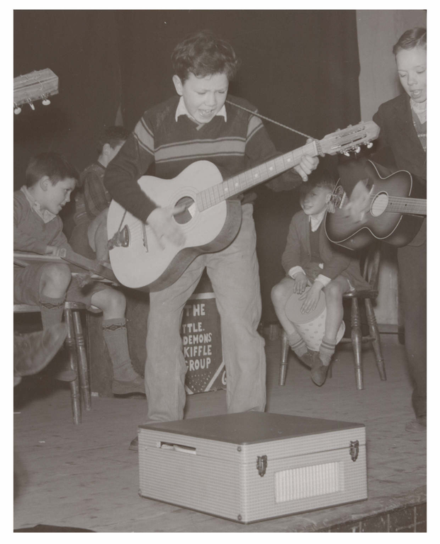 The Little Demon's Skiffle Group, Greenside Youth Club