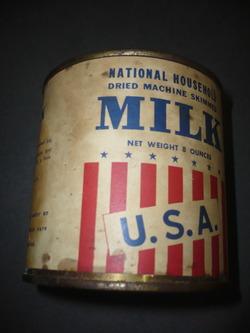 Dried milk
