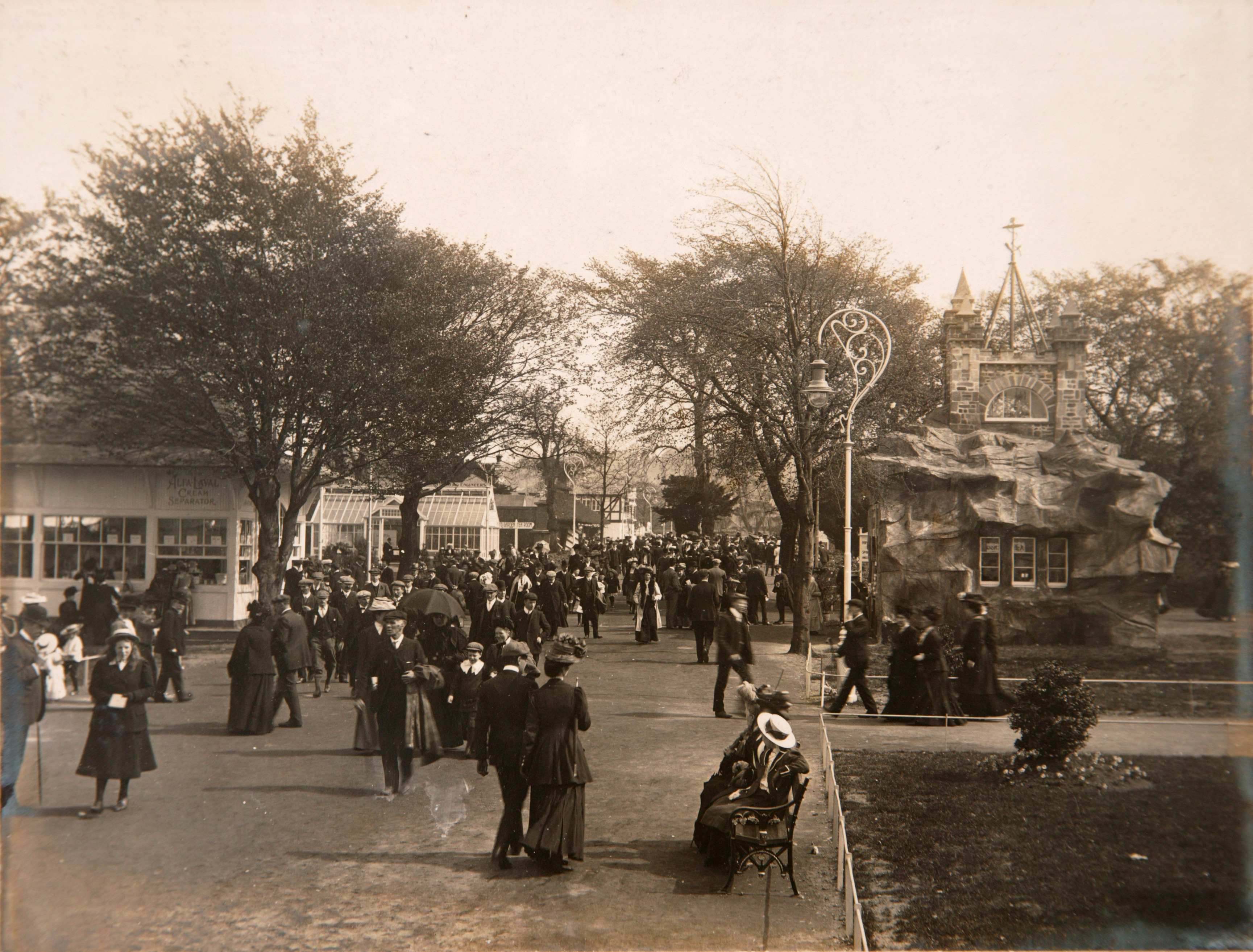 Scottish National Exhibition 1908