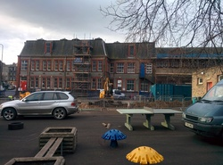 Construction of Nursery at Leith Primary