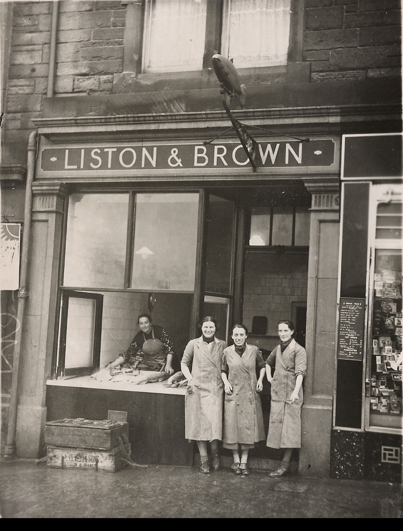 Liston & Brown Fishmongers