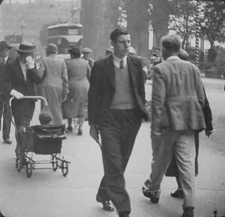 Princes Street stroll