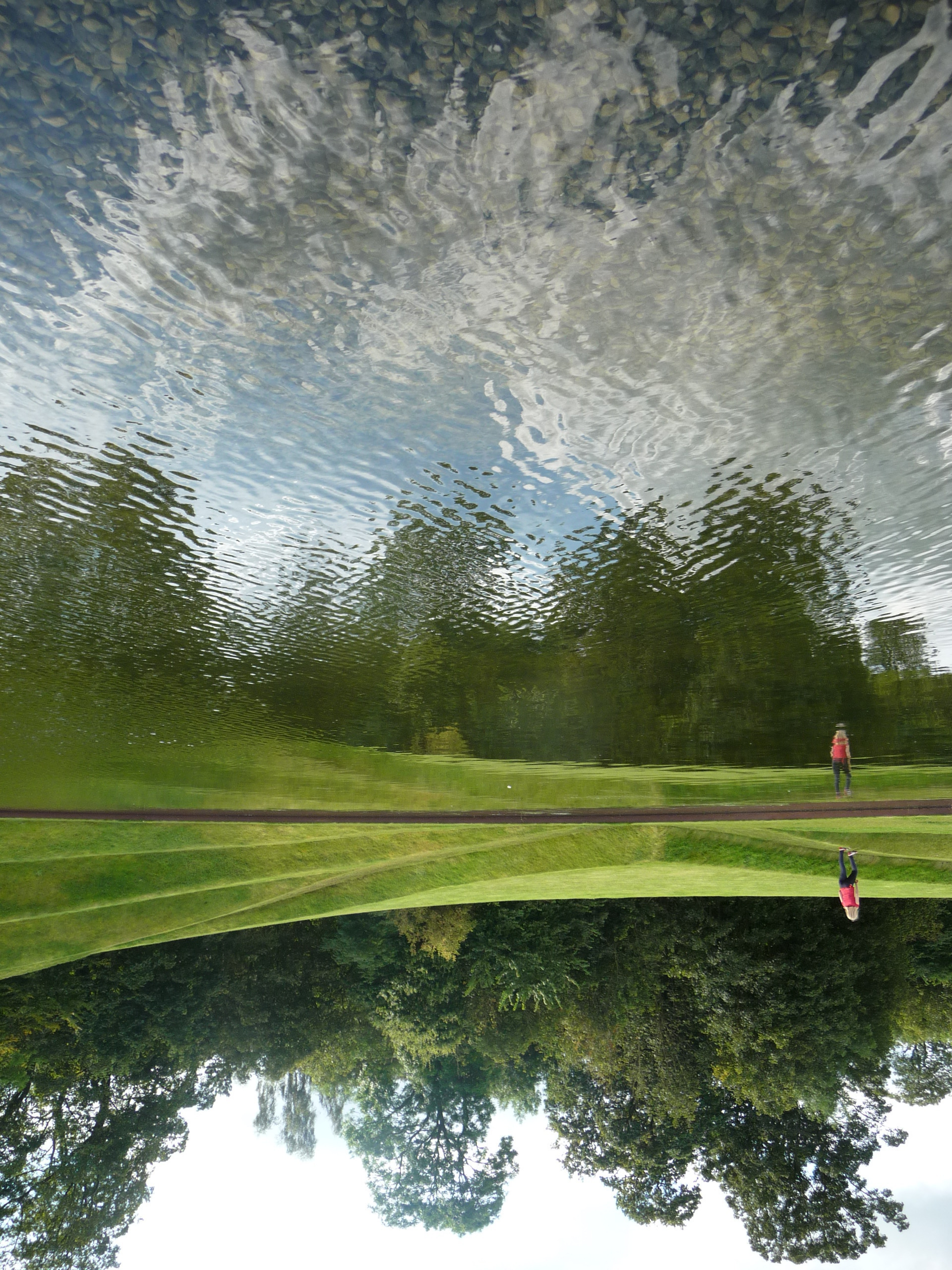 Reflections at Jupiter Artland