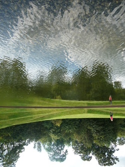 Reflections at Jupiter Artland