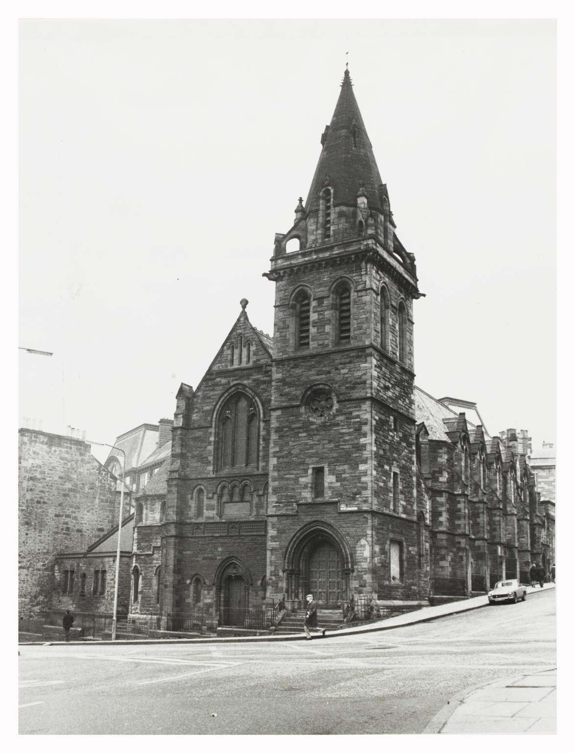 Chalmers Church, West Port