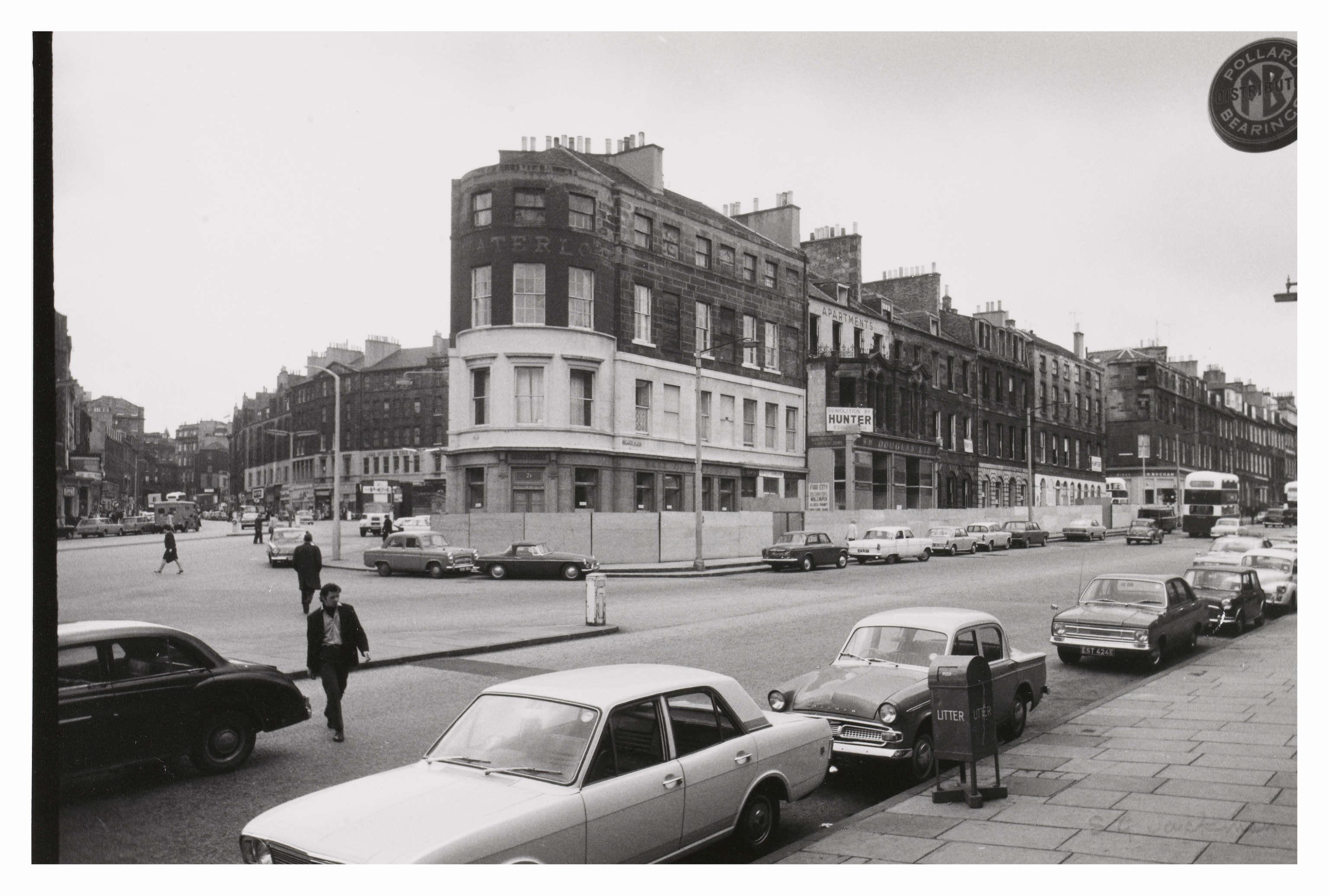 St James Square development
