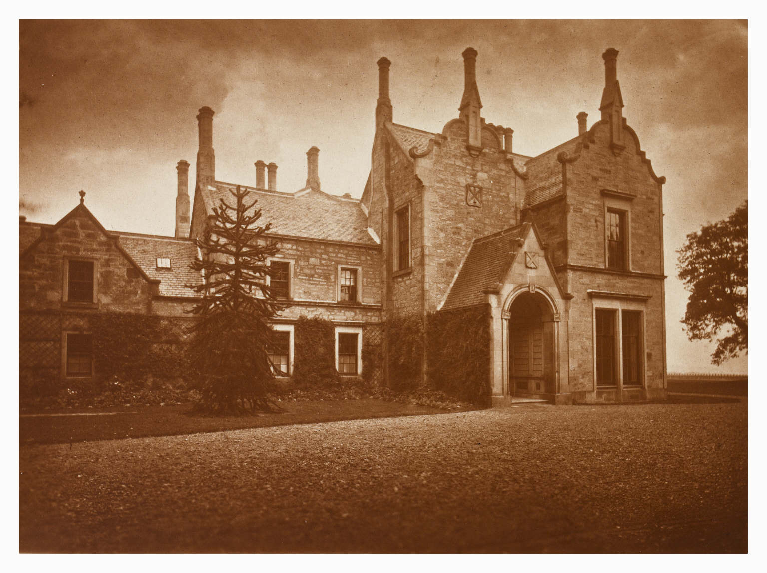 Curriehill House