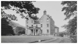 Prestonfield House from the drive