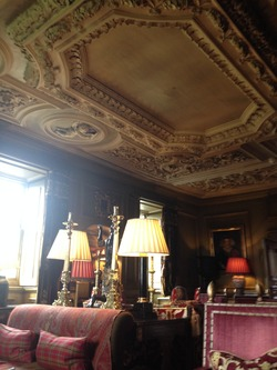 The Tapestry Room at Prestonfield House Hotel