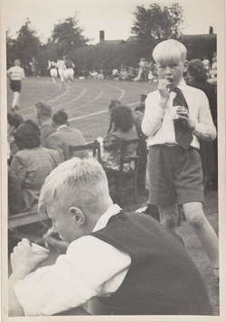 Ices at sports day