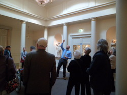 Assembly Rooms public tour, 2014