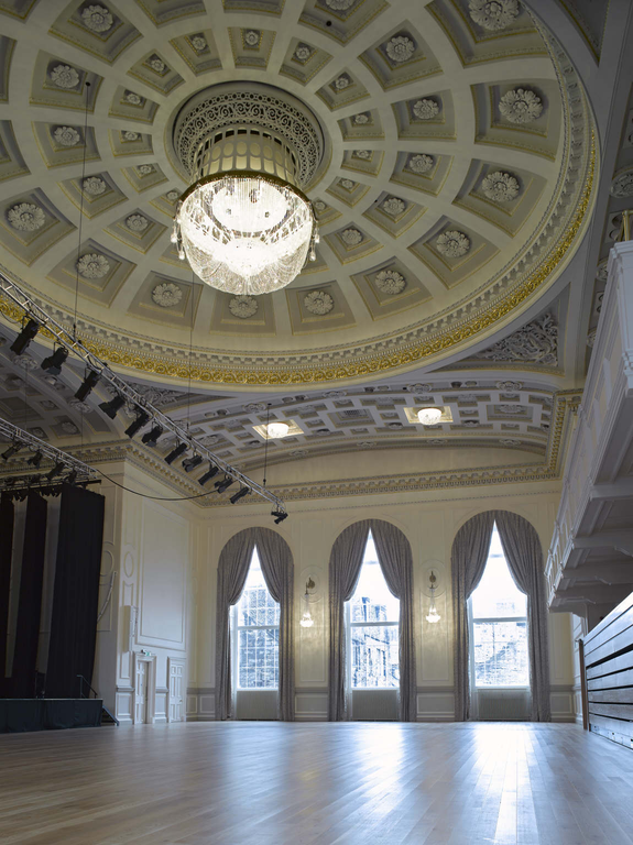 The Music Hall at the Assembly Rooms