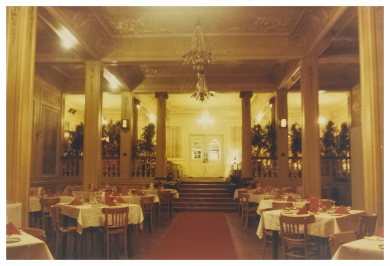 Supper Room at the Assembly Rooms